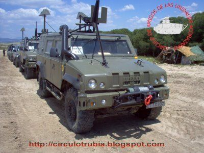Iveco Lince. Spain.