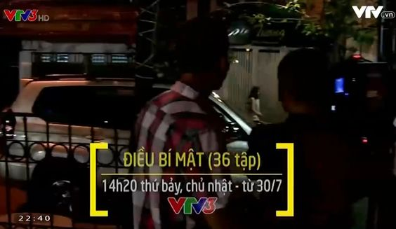 Điều Bí Mật - Kênh VTV3