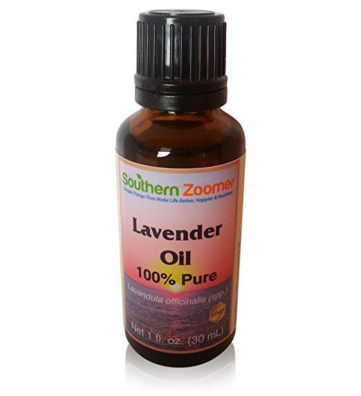 """""""�Our Lavender Oil has a lightly floral and soothing scent"""