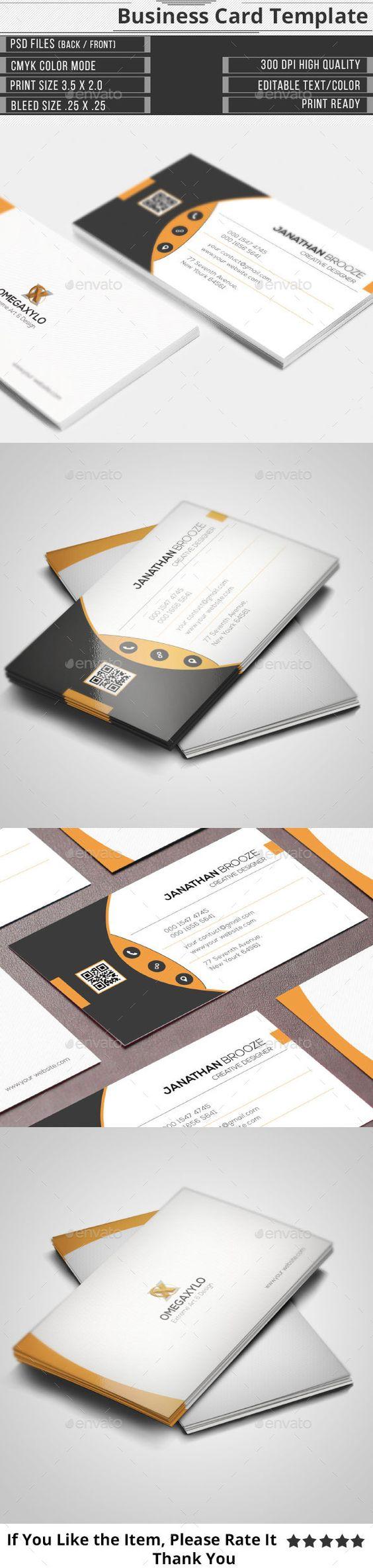 Nightmare Corporate Business Card Calibri Font Corporate Business