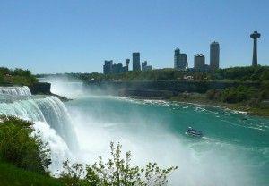 Kanada und Niagarafälle