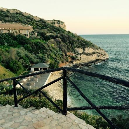 La Paillote, Cagliari. Fotos: Stefania Paparelli