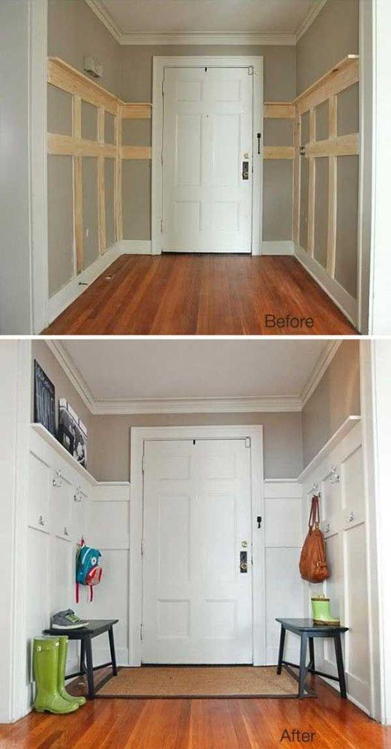Les 8 meilleures images à propos de Dream home sur Pinterest - Repeindre Une Porte En Bois