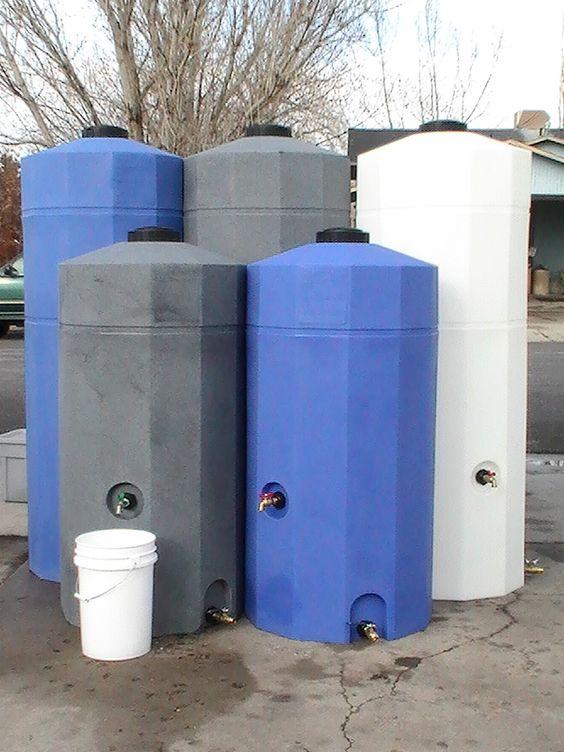 Water Storage made simple...    -LDSemergencyresources.com: