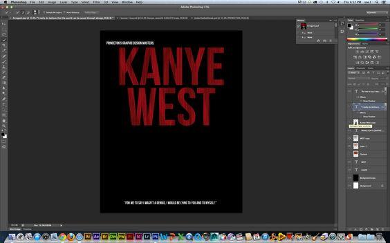 No Kanye?