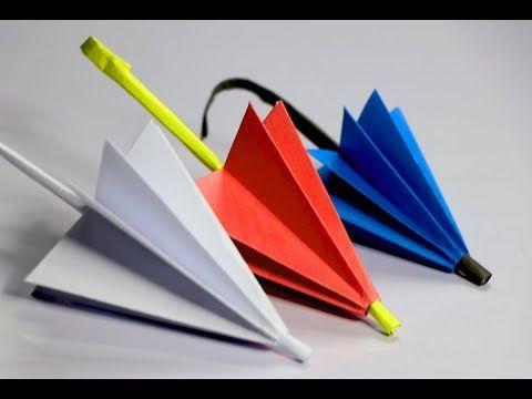 How to make a paper umbrella | Easy origami umbrellas for ... | 360x480