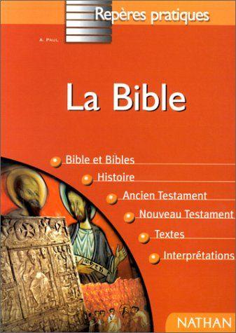 La Bible D Andre Chouraqui Telecharger Gratuit Epub Pdf La Bible Livres Gratuits En Pdf Bible
