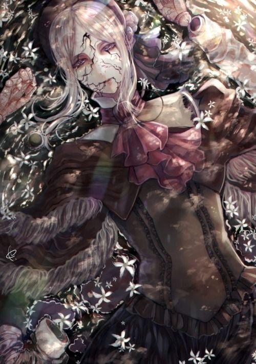 Bloodborneおしゃれまとめの人気アイデアpinterest Winter