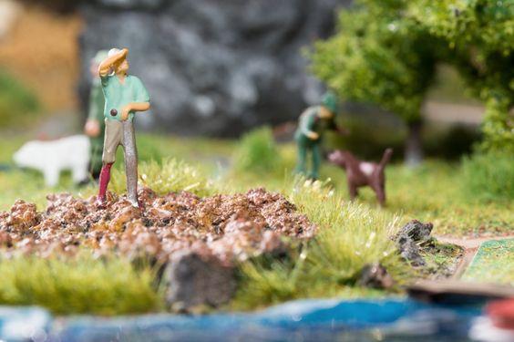 Die Siedler von Catan in 3D, Lehm Feld