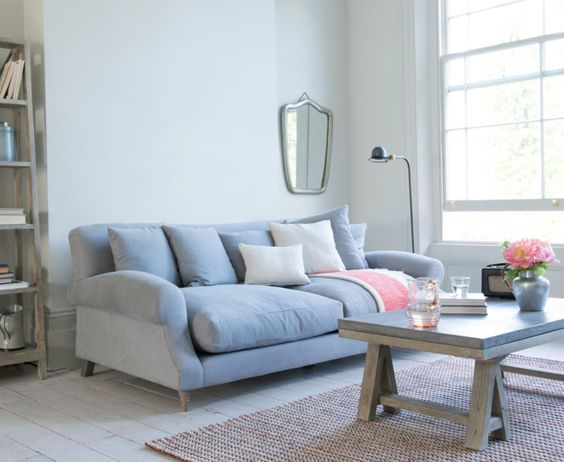 our crumpet sofa offers something a little different to normal sofas
