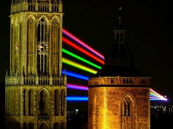 """Global Rainbow"" by Yvette Mattern"