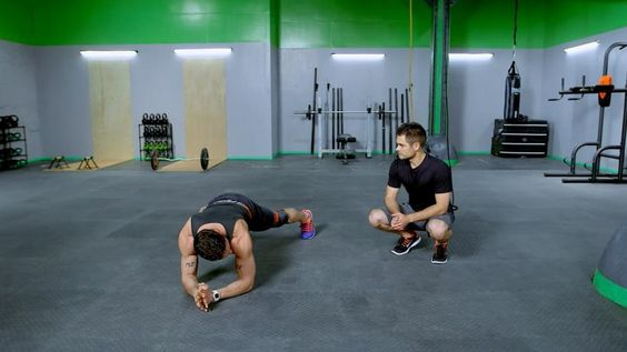'Boot Camp': Core Workout