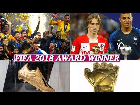 Fifa World Cup 2018 Awards Winner Full List Golden Boot Golden Ball G Award Winner Fifa World Cup 2018
