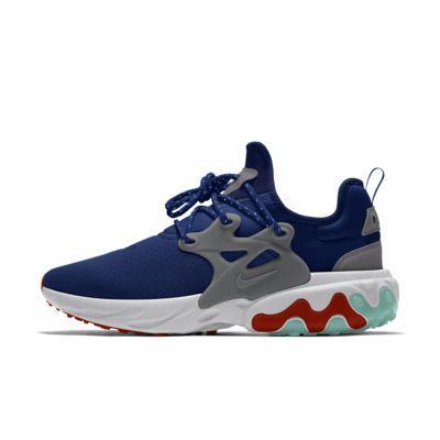 Nike React Presto By You Custom Men's Shoe. Nike.com | Nike react ...