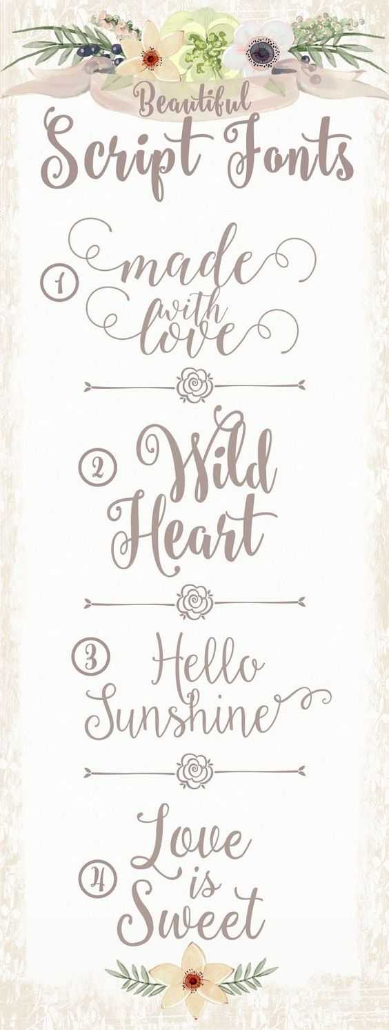 Free fonts for copying in Bible journaling #biblejournaling