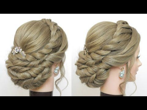 Prom Wedding Updo Tutorial Hairstyles For Long Hair Youtube Hair Updos Tutorials Wedding Updo Tutorial Prom Hairstyles For Long Hair