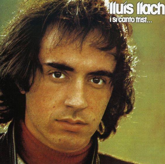 Luis Llach - I Si Canto Trist