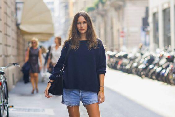 Caroline Blomst tar oss med till modeveckan i Milano.