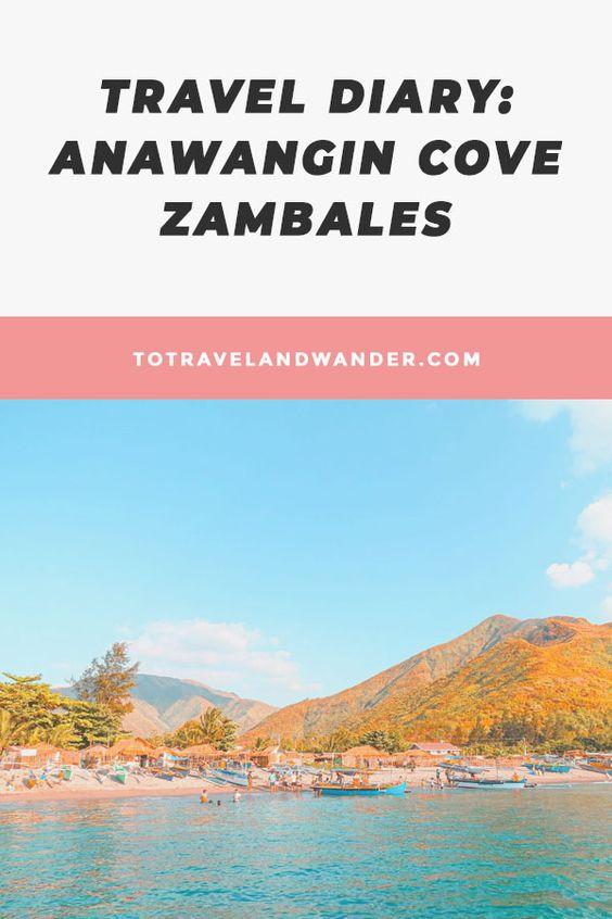 Travel Diary: Anawangin Cove Zambales