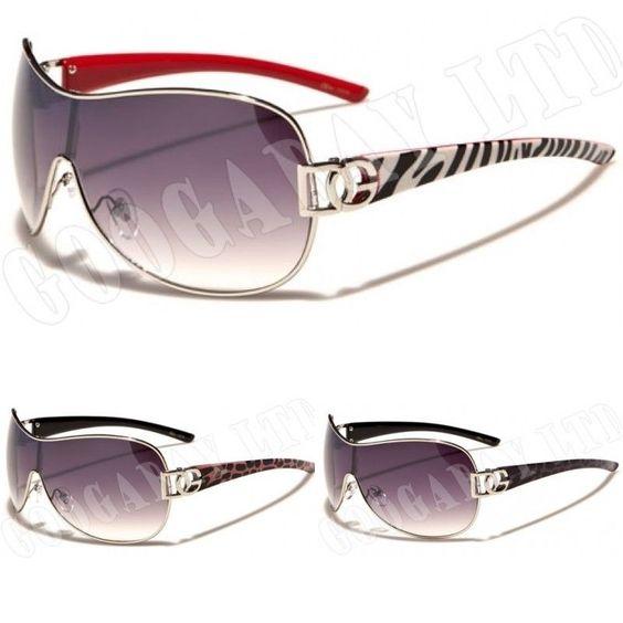 D.G womens ladies aviator animal print designer sunglasses 6 colours dg 830 new