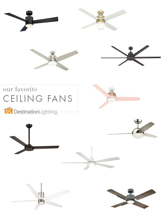 Finding Your New Ceiling Fan Is A Breeze With Our Curated