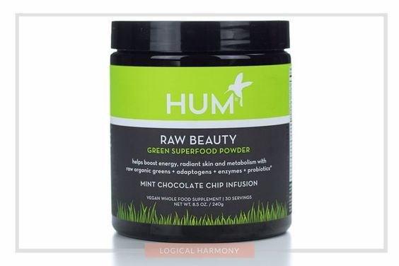 Hum Nutrition Raw Beauty Green Superfood Powder Review Green Superfood Powder Superfood Powder Green Superfood