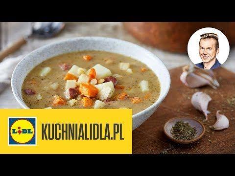 Klasyczna Grochowka Karol Okrasa Kuchnia Lidla Food Chowder Soup