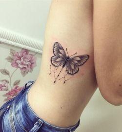 Best Tattoos Ideas Butterfly Tattoo Artist Gabriella Machado