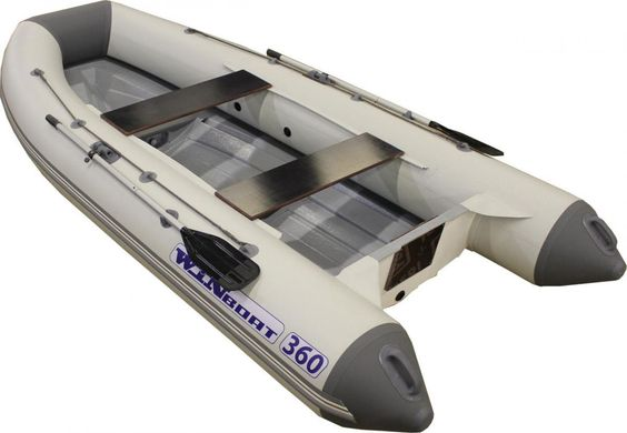 Winboat F360 - Foldable RIB | Winboat.net