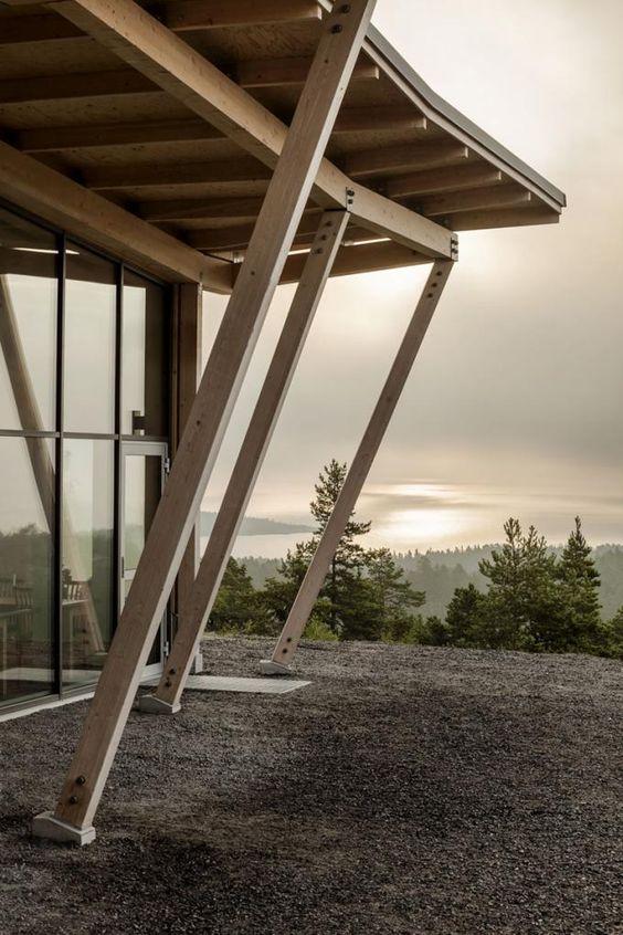 Vista interior. Restaurante Hemsö por Sverker Cajmatz, Sweco Architects. Fotografia © Tim Meier.