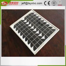 Desenho livre t perfil de extrusão de alumínio para o painel solar frame