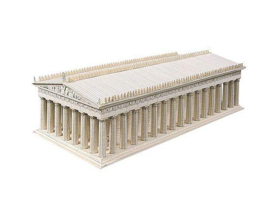 The Parthenon essay
