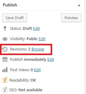 How to Disable or Limit Post Revisions in WordPress to Speed Up the Site 1