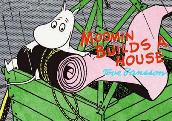 Tove Jansson, Moomin Builds a House