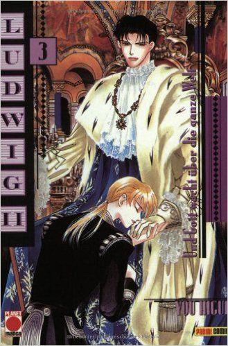 Ludwig II, Bd. 3: Yuu Higuri