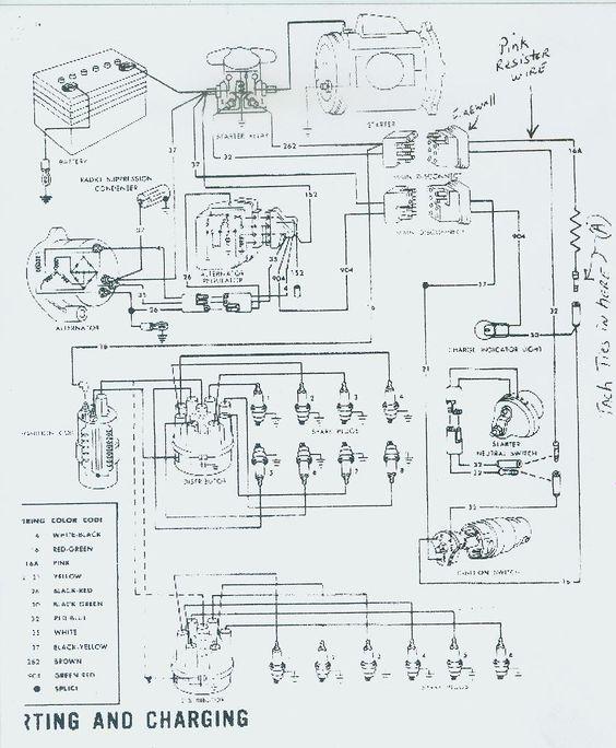 1967 mustang wiring to tachometer mustang tachometer 67 Mustang Wiring Schematic  66 Mustang Wiring Diagram 1967 Mustang Under Dash Wiring Diagram 1967 Mustang V8 Engine Wiring Diagram