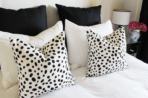 Black and white decor | tumblr