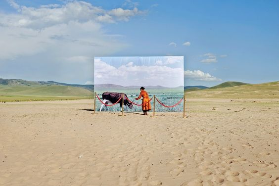 Futuristic Archaeology - Photographs and text by Daesung Lee | LensCulture:
