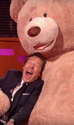 Benedict Cumberbatch on The Graham Norton Show - 27th November 2015