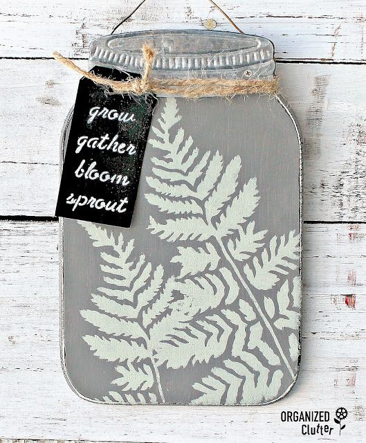 Upcycled Dollar General Mason Jar Shaped Sign Dollar Tree Crafts Dollar Tree Mason Jars Mason Jars