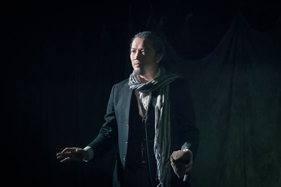The Woman in Black in Hong Kong, performed by We Draman - http://houlker.co.uk/portfolio/woman-black-draman/