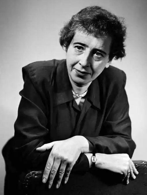 Hannah Arendt A Pensadora Da Liberdade