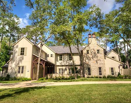 Luxury Tudor Style Homes