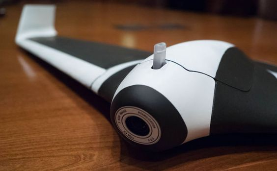Parrot Disco Giant Drone Is A Plane That Flies At 50 MPH -  #drone #plane #toys