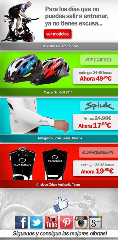 ATENCION BIKERS! Ofertas y Novedades de esta semana en bikestocks! - http://bit.ly/1mzHuKI  #bikes #ofertas #ciclismo