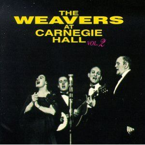 """Run, Come, See Jerusalem"", from The Weavers At Carnegie Hall Vol. 2: Album Covers, Album Reviews, Albums 45 S, Roots Folk Music, Carnegie Hall, Weavers Songs, Music Album, American 1950S"