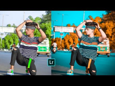 How to change background color in lightroom cc