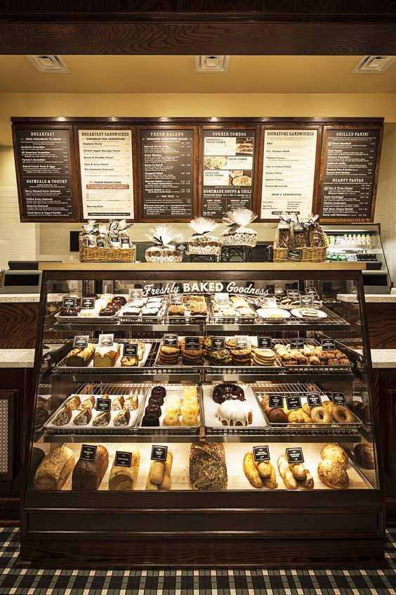 Beautiful Bakeshop Interior Design Ideas Images - Interior Design ...