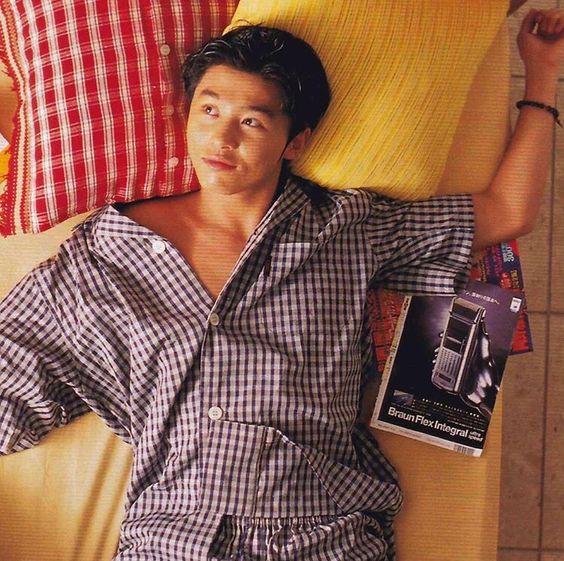 堂本剛のパジャマ