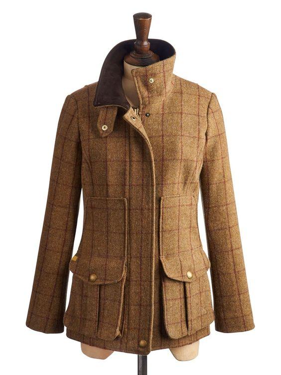 Joules Tweed Field Coat Holker Tweed On Sale Http